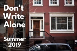 Announcement: Join our NYC summer writing retreat with Elissa Bassist, Melissa Febos, Alex Dimitrov, Morgan Jerkins, Dorothea Lasky, Fatima Farheen Mirza, Emily Nussbaum, and many more!