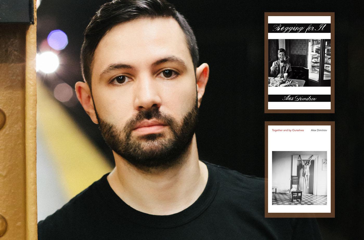 Catapult online classes: Alex Dimitrov, 8-Week Online Poetry Workshop: Obsession, Nostalgia, & Memory, Poetry, Workshop