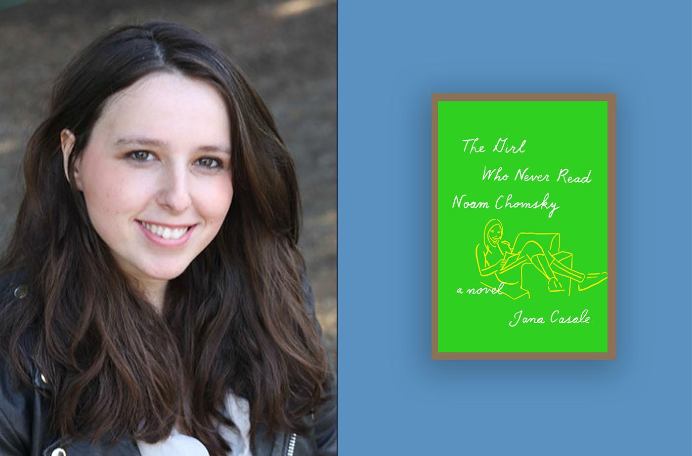 Catapult online classes: Jana Casale , 6-Week Online Novel Workshop: A Path to Publishing, Fiction, Novel, Workshop