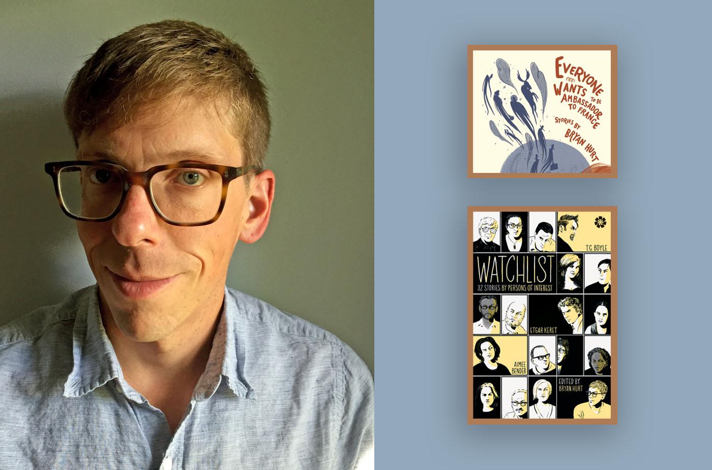 Catapult online classes: Bryan Hurt, 6-Week Online Fiction Workshop: The Fundamentals for Beginners & Beginners at Heart, Fiction, Workshop