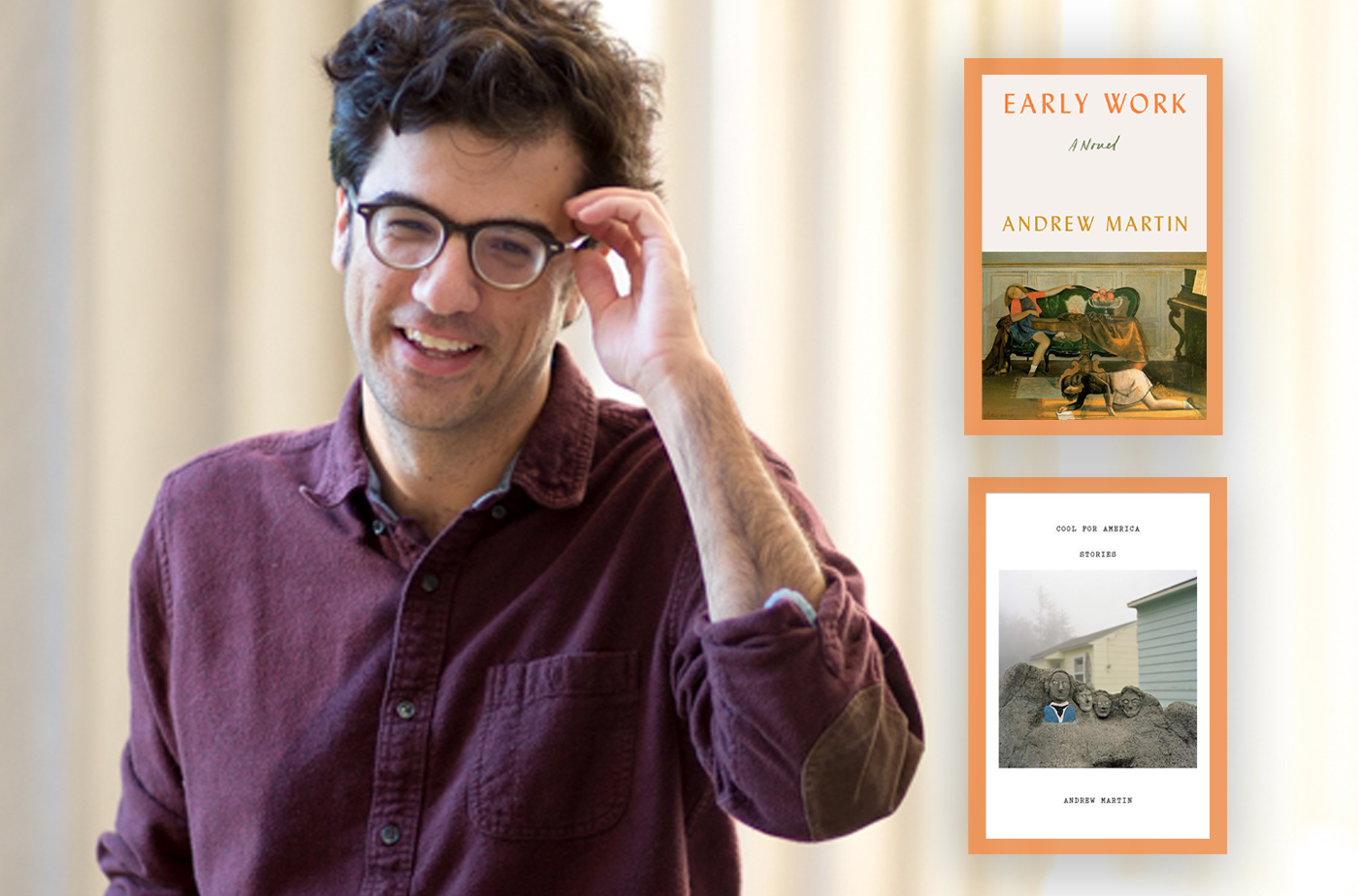 Catapult online classes: Andrew Martin, 6-Week Online Fiction Workshop: Fiction with Teeth, Fiction, Workshop