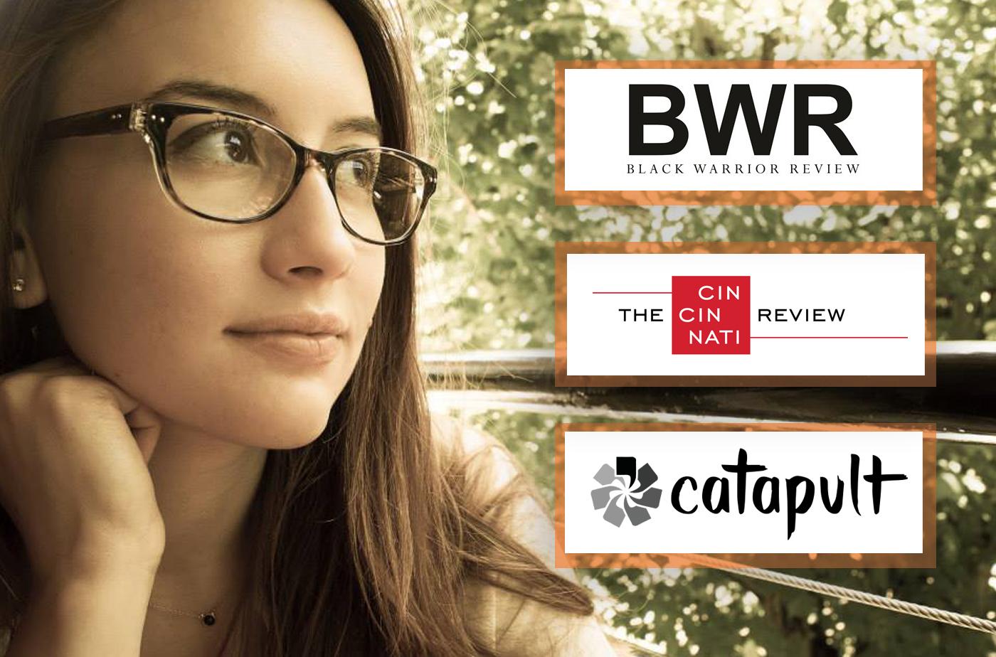Catapult online classes: Amanda Kallis, 6-Week Online Fiction Workshop: Speculative Fiction, Fiction, Workshop