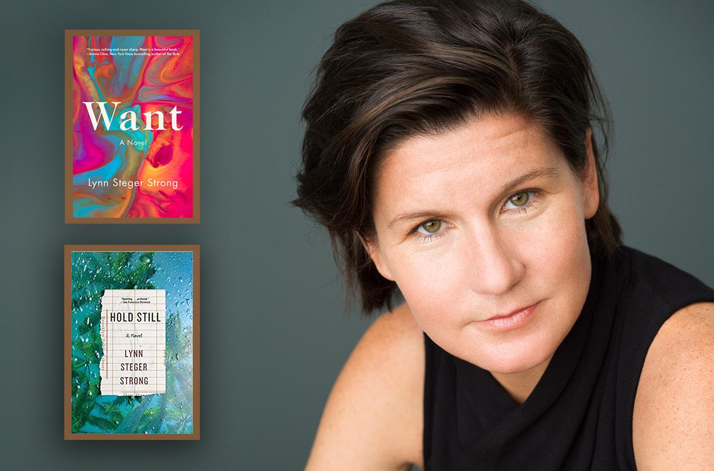 Catapult online classes: Lynn Steger Strong, The Online Novel Generator: Twelve Months to a Full Draft, Novel, Workshop