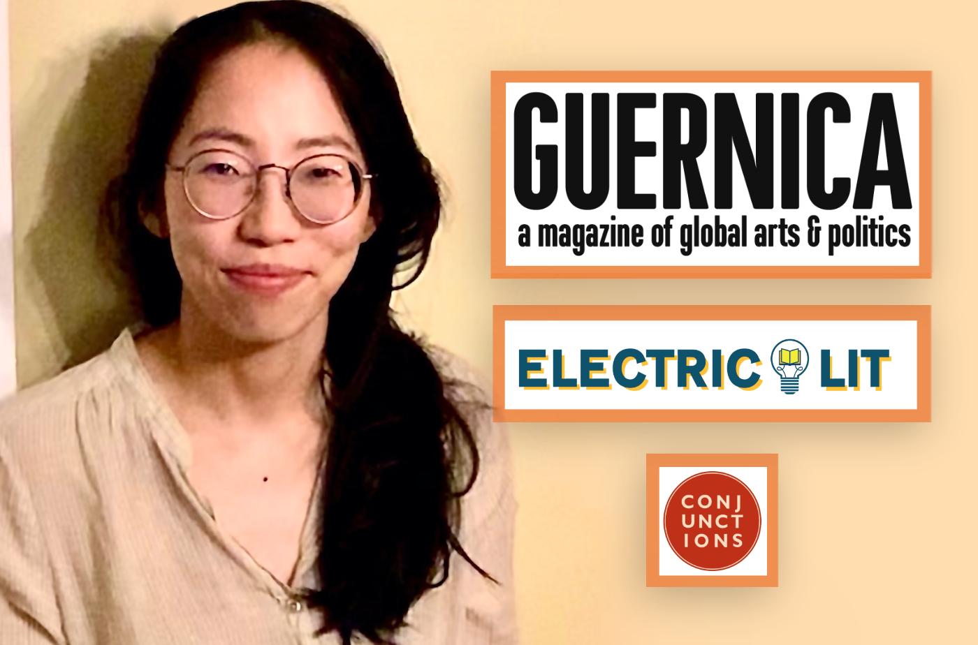 Catapult online classes: Cindy Juyoung Ok, 4-Week Online Open-Genre Seminar: Prose by Poets, Fiction, Nonfiction, Seminar