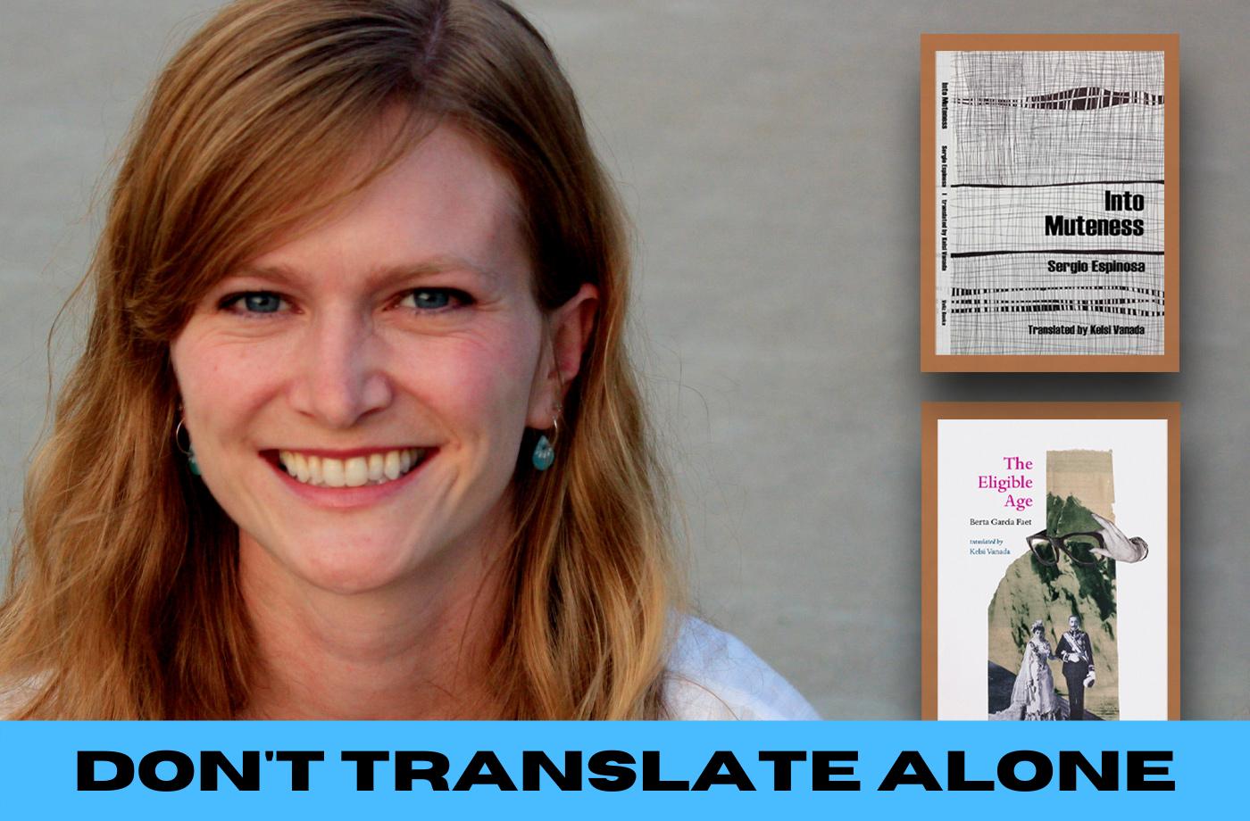 Catapult online classes: Kelsi  Vanada, 2-Week Translation Seminar: Reviewing Literature in Translation as Community-Building, Translation, Seminar