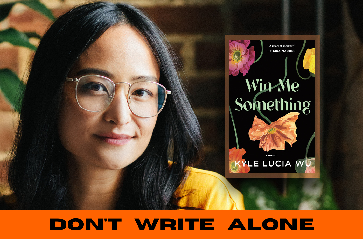 Catapult online classes: Kyle Lucia Wu, 2-Day Online Fiction Workshop: Don't Write Alone (Receiving Intentional Feedback), Fiction, Workshop