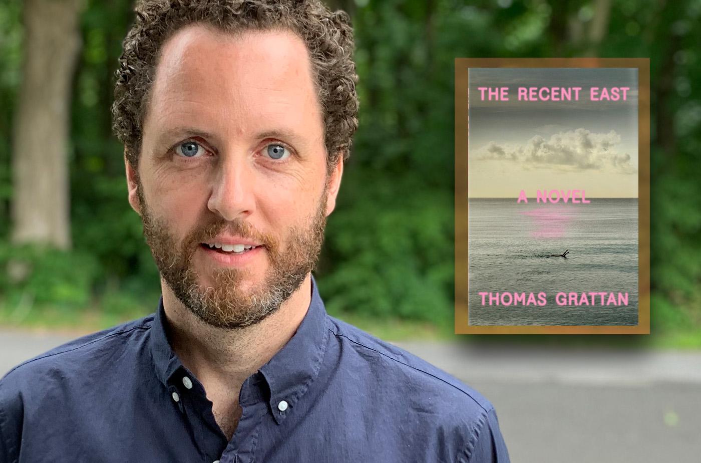 Catapult online classes: Thomas Grattan, 6-Week Online Fiction Workshop: Moving Through Time, Fiction, Workshop