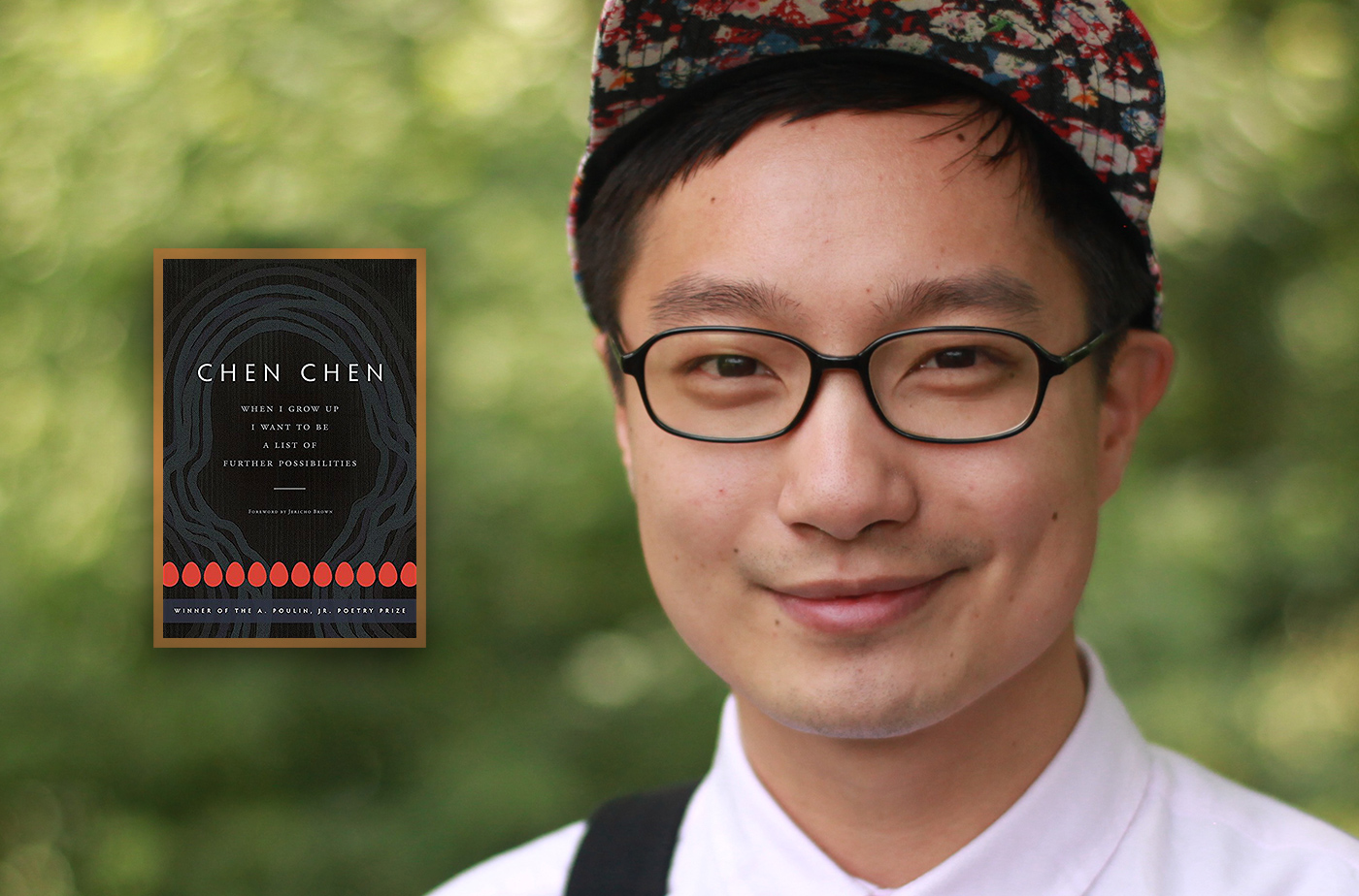 Catapult online classes: Chen Chen, 8-Week Online Poetry Workshop: Writing with Humor & Wonder, Poetry, Workshop