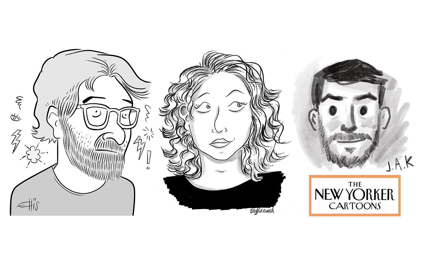 Catapult  classes: Amy Kurzweil, 1-Day Open-Genre Bootcamp: The Art of the Cartoon, Open-Genre, Bootcamp