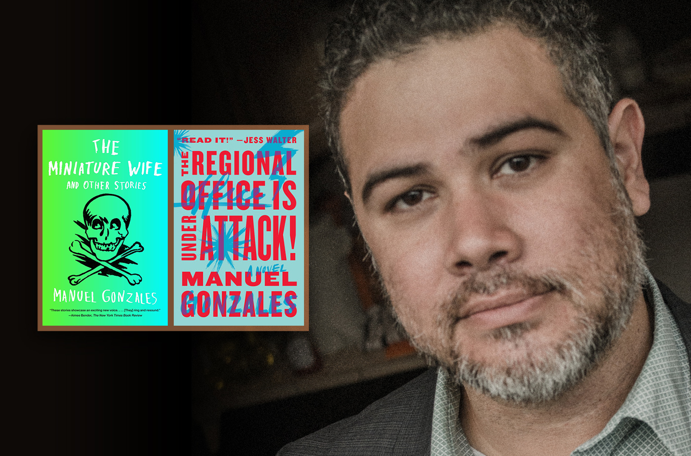 Catapult  classes: Manuel Gonzales, 1-Day Fiction Master Class: Building & Layering Tension, Fiction, Master Class