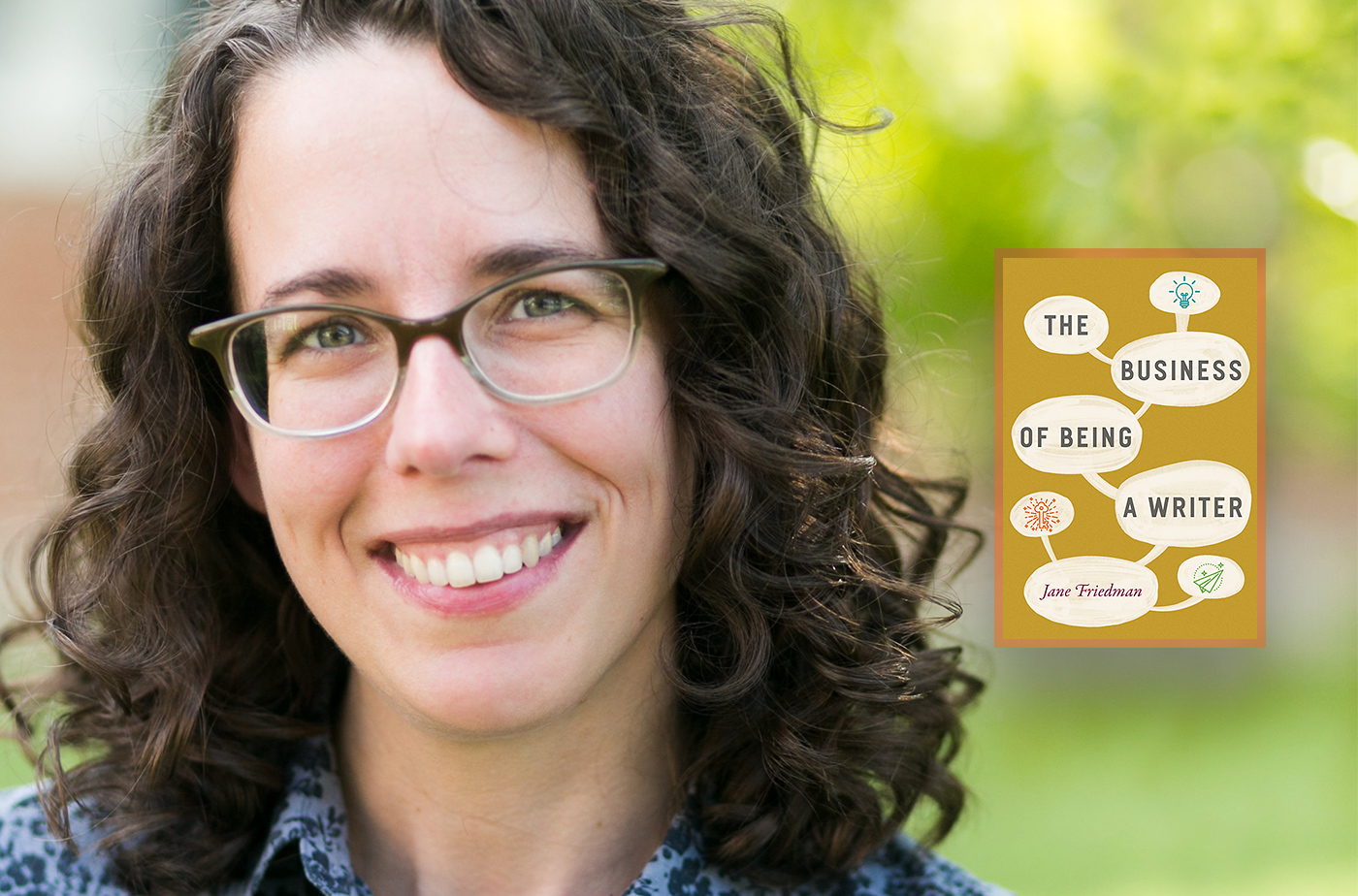 Catapult  classes: Jane Friedman, 3-Hour Publishing Seminar: Building a Sustainable Business Model for Your Writing Career, Publishing, Seminar