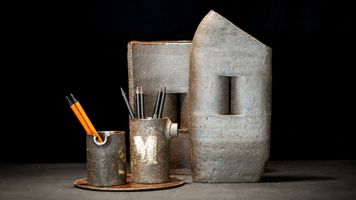 Cover Photo: Ceramics & photography by William Sulit