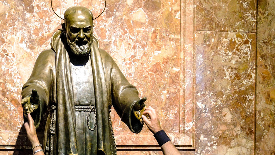 Cover Photo: Why I Needed to See the Heart of Padre Pio by Nina St. Pierre