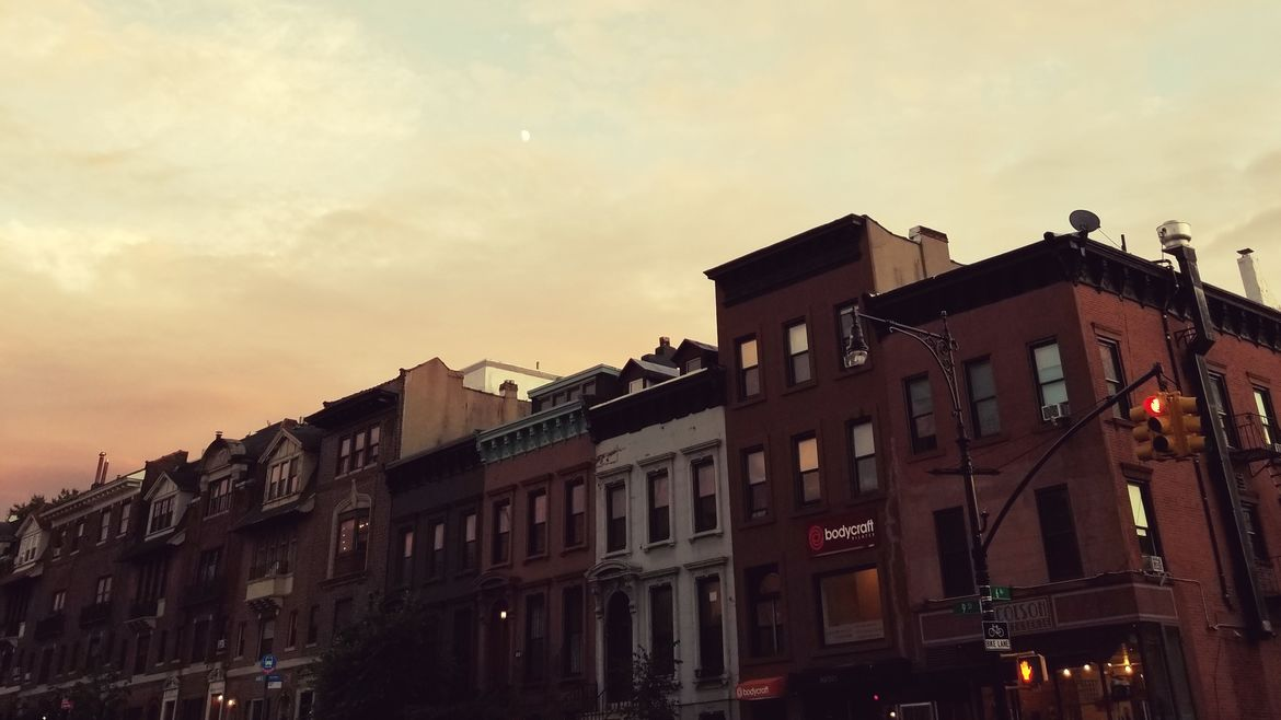 Cover Photo: Park Slope, Brooklyn, Fall '18