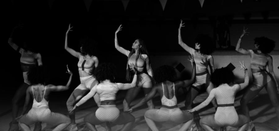 Cover Photo: The Magic Beyoncé and Melina Matsoukas form by Stephanie  Mayo - Lee