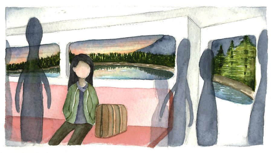 Cover Photo: Art by Isabelle Laureta for Catapult