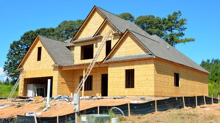 Cover Photo: Home Construction