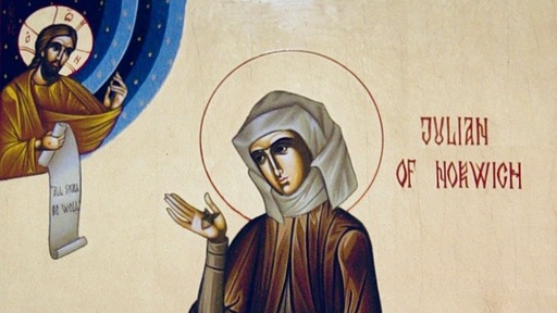 Cover Photo: My Year with Julian of Norwich by Alice Lesperance