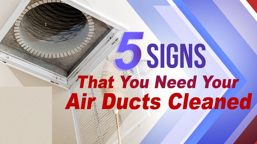 Cover Photo: 5 Signs Your Air Ducts Need Cleaning Instantly by Albert Dcoza