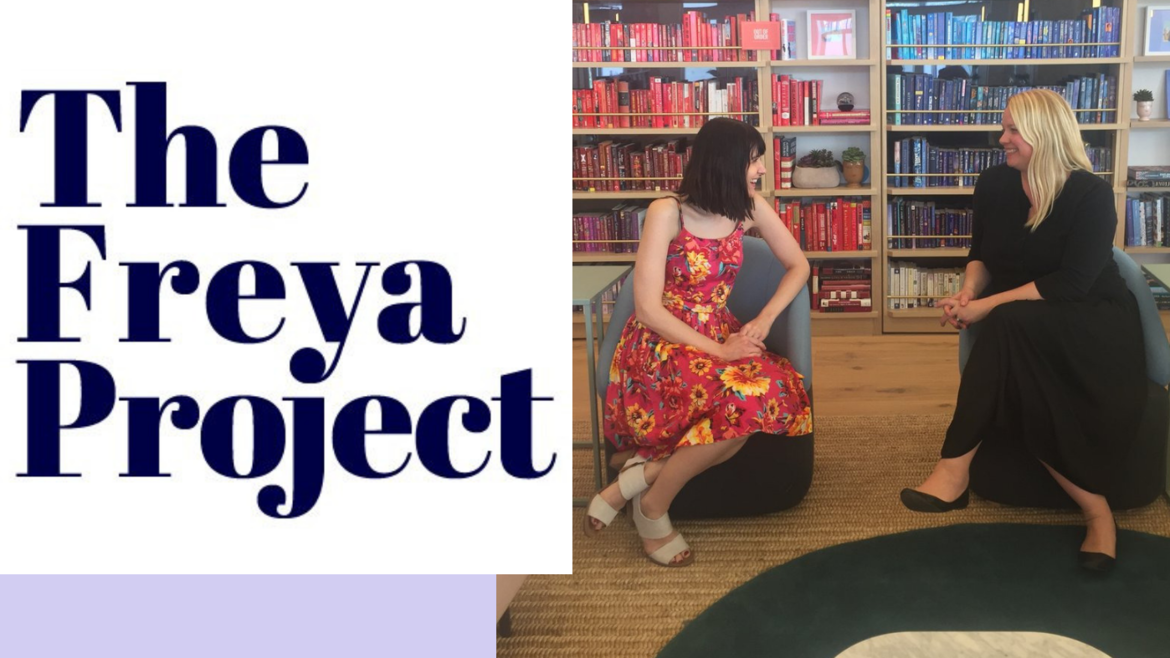 Cover Photo: The Freya Project: Where Women Have a Shared Voice by Molly Young