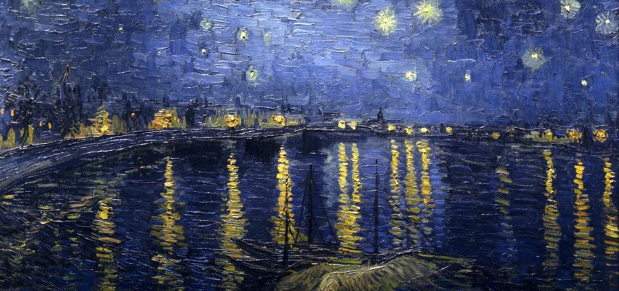 Cover Photo: Vincent Van Gogh