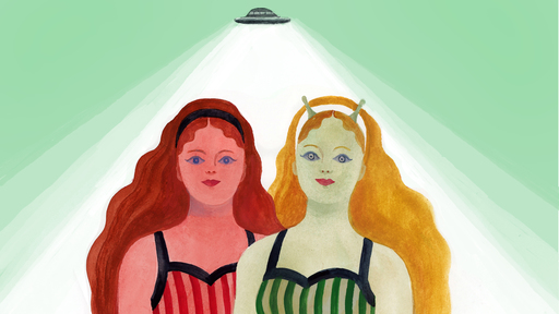 Cover Photo: Illustration by Elizabeth Haidle for Catapult