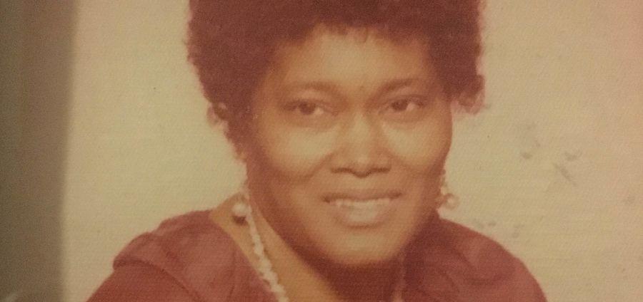 Cover Photo: Ma Dear, the author's grandmother