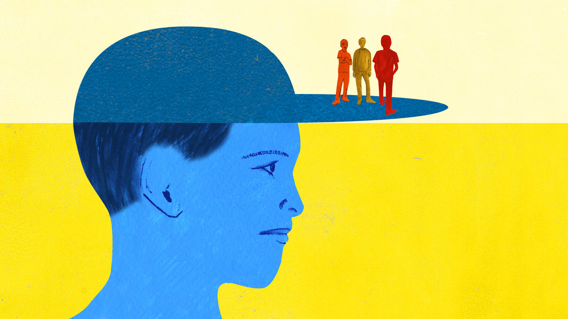 Cover Photo: Illustration by Ellen Weinstein for Catapult
