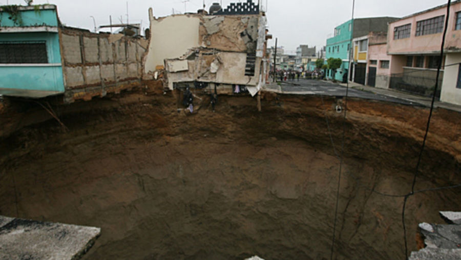 Cover Photo: Sinkholes by Cailey  Lindberg
