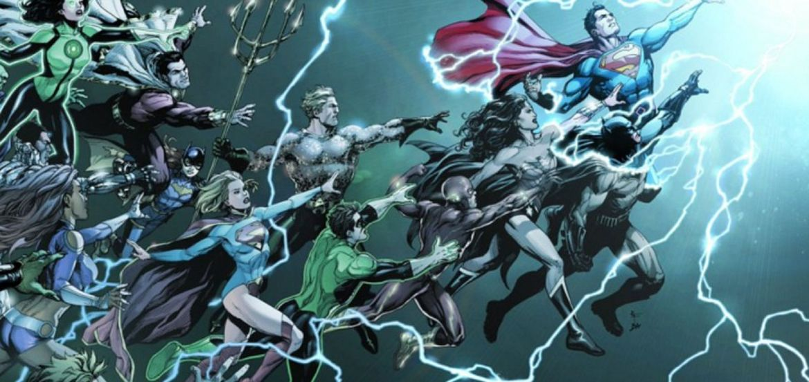 Cover Photo: DC Comics Rebirth: Top Picks and All You Need to Know by Henry Kcpa