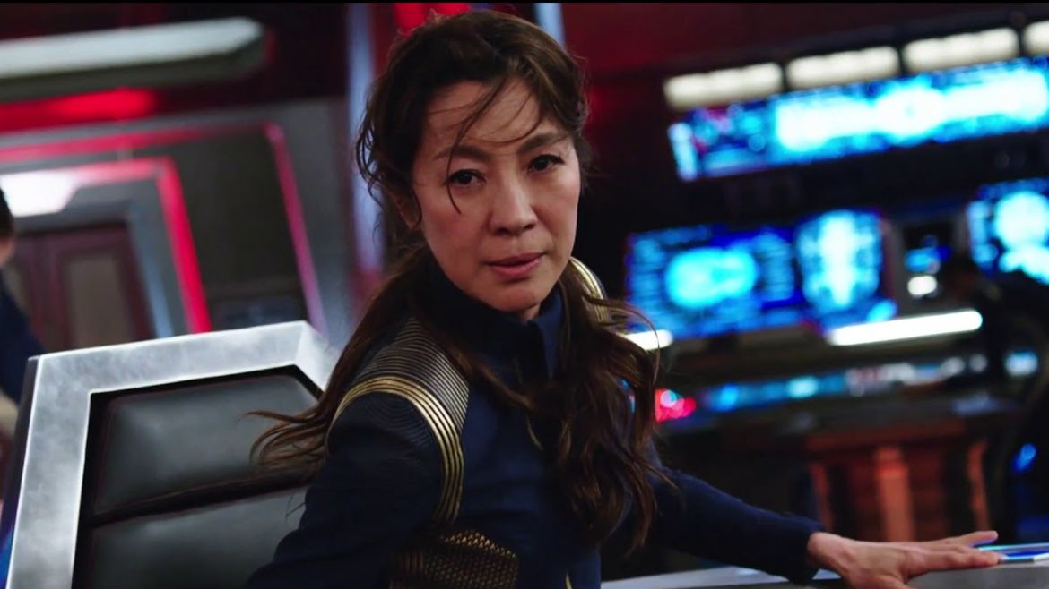 Cover Photo: Scene from 'Star Trek: Discovery'/CBS