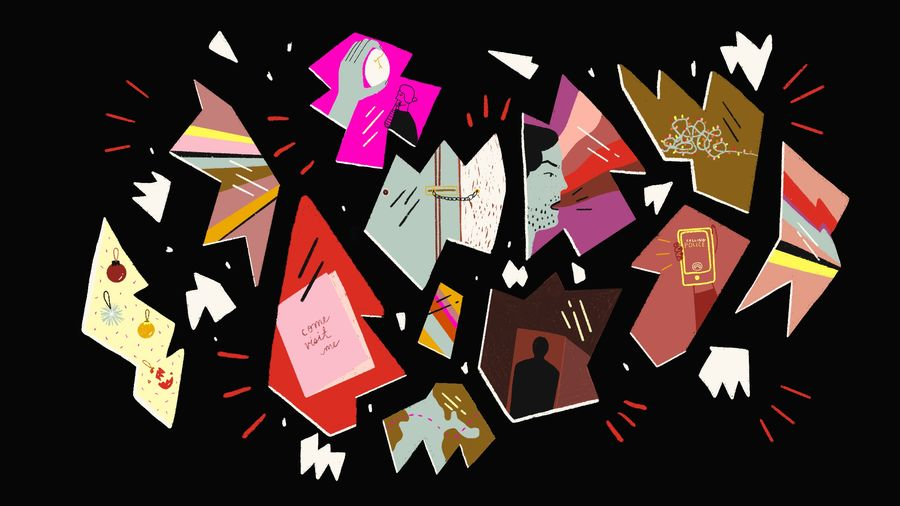 Cover Photo: Illustration by Lindsay Stripling for Catapult