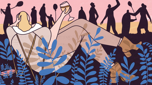 Cover Photo: Illustration by Alexandra Bowman for Catapult