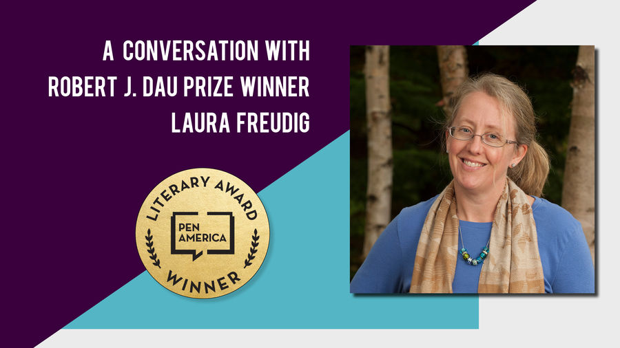 Cover Photo: A Conversation With PEN America Best Debut Short Stories 2019 Author Laura Freudig by Catapult Books