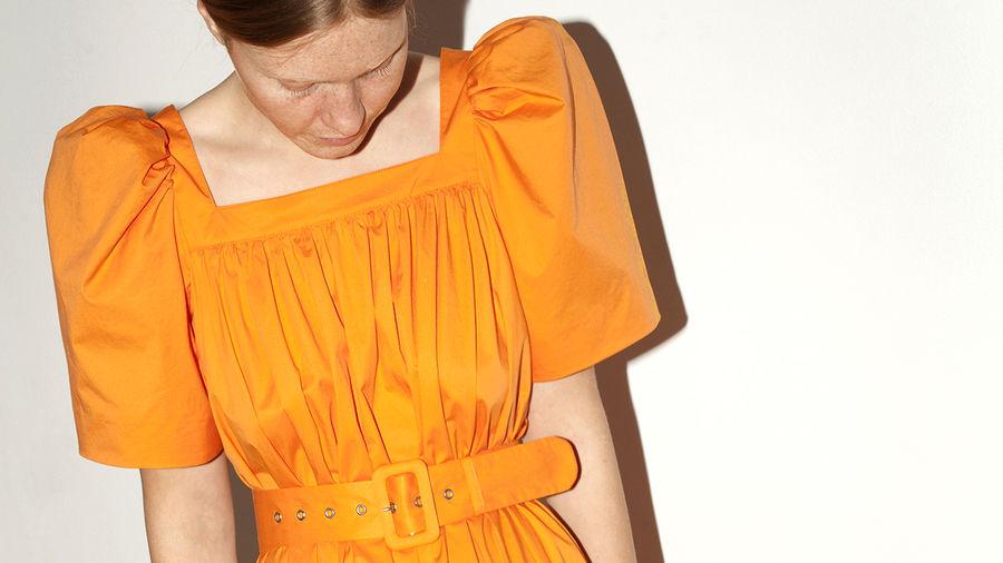Cover Photo: Dress by Mr. Larkin