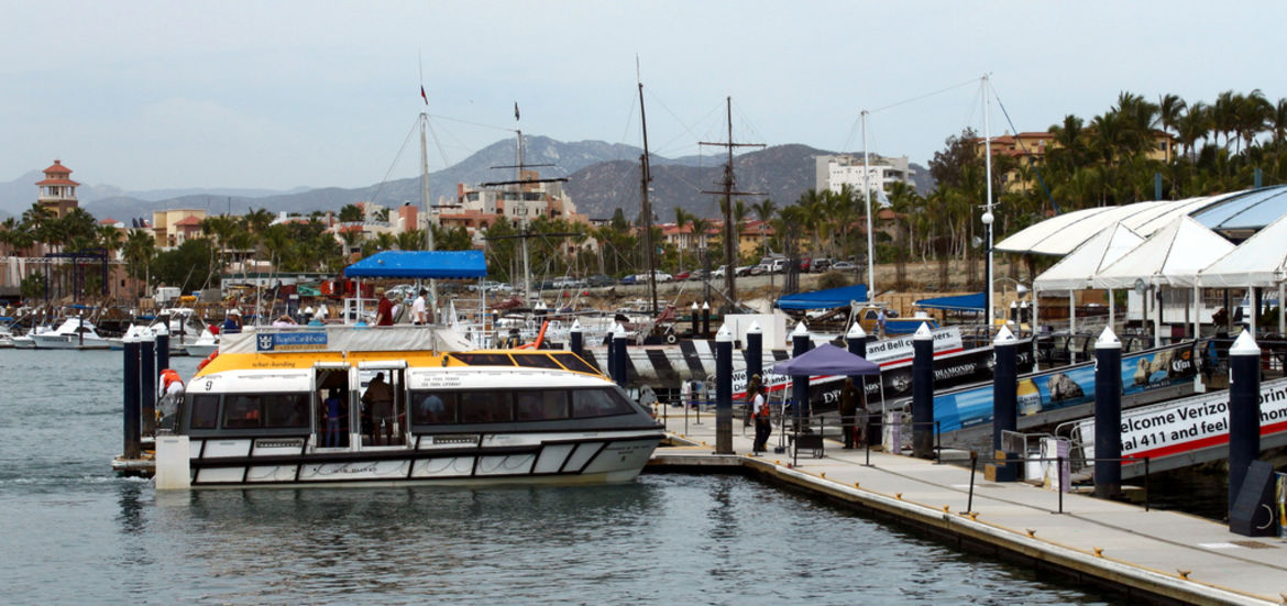 Cover Photo: Tender Pier at Cabo San Lucas courtesy of  Prayitno on  Flickr. CC BY 2.0