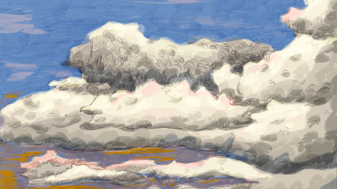 Cover Photo: an illustration of clouds