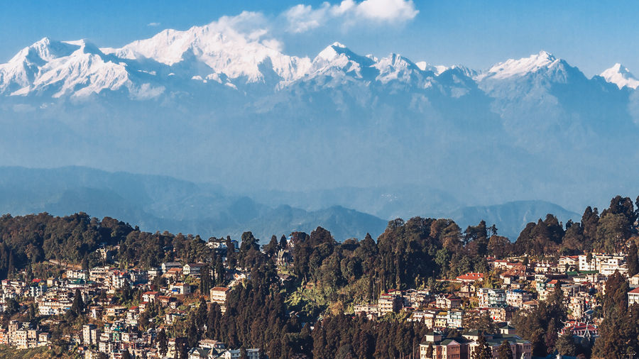 Cover Photo: photo from the Himalayas
