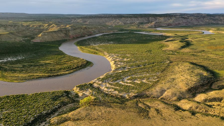 Cover Photo: Climate Change and Western Rivers by Rica Fulton