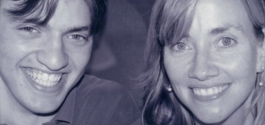 Cover Photo: The author and her son, Dillon. Photo courtesy of the author.
