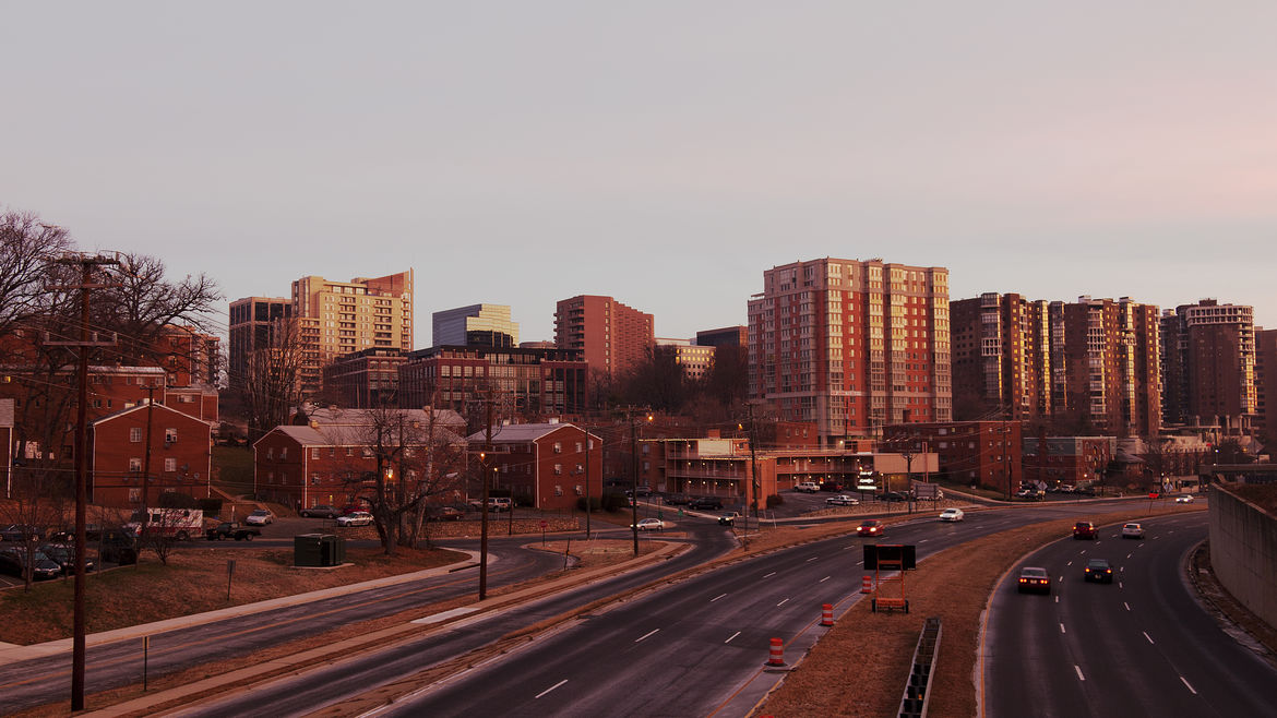 Cover Photo: An image of Arlington Boulevard