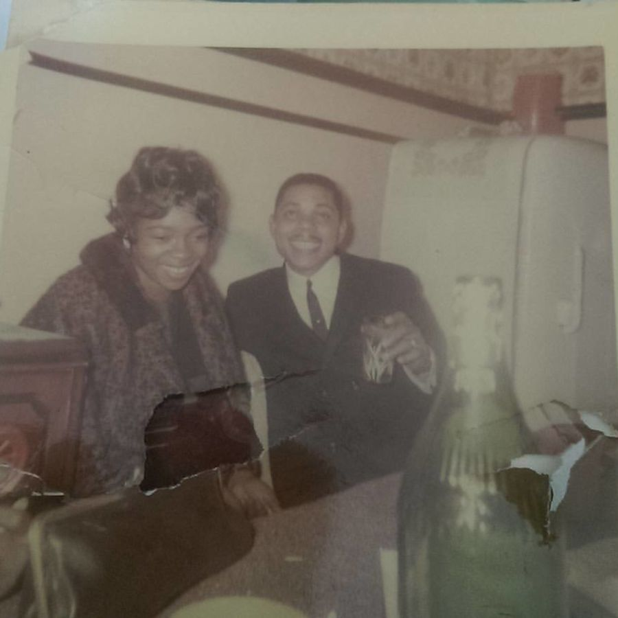 Cover Photo: Ruby Jordan & Vernon Jordan, Sr., circa 1960s