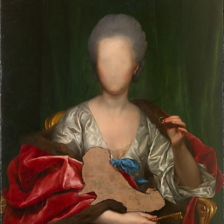 """Cover Photo: Anton Raphael Mengs, """"Portrait of Mariana de Silva y Sarmiento, duquesa de Huescar"""" (1775)"""