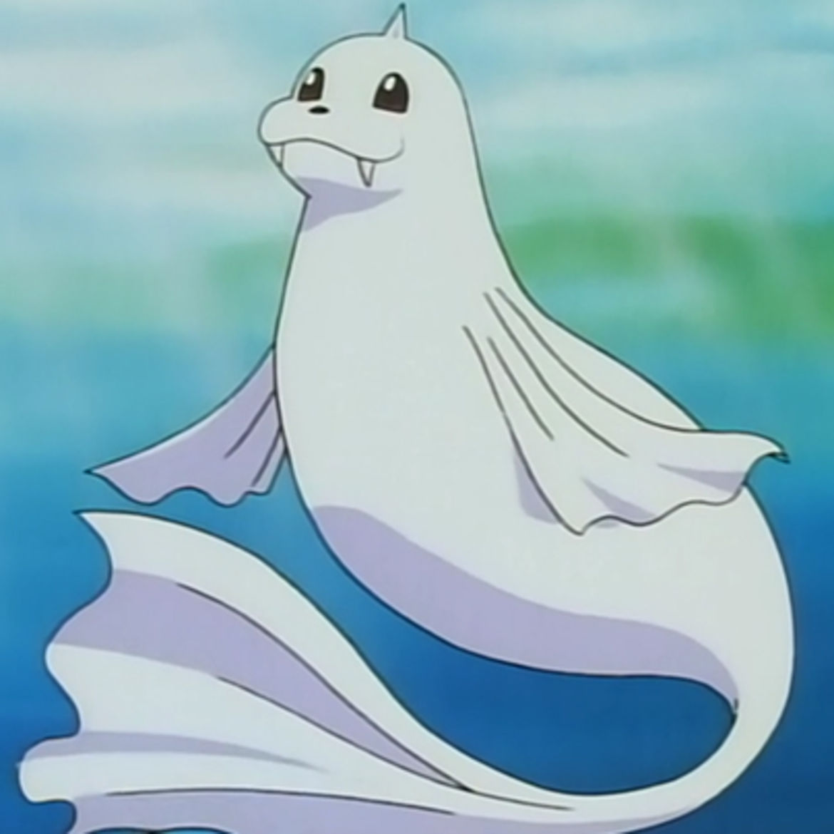 Cover Photo: A Dewgong, which is far less horrifying than a dugong