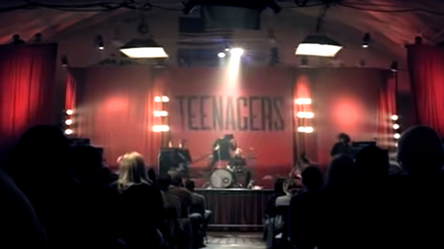 Cover Photo: Still from the music video 'Teenagers'