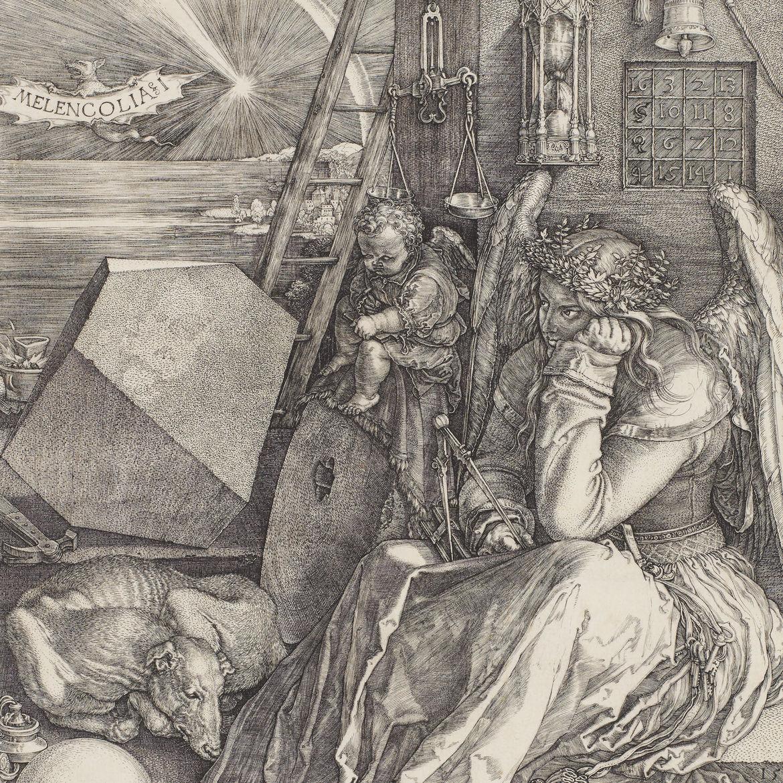 Cover Photo: detail from Albrecht Dürer's Melencolia I