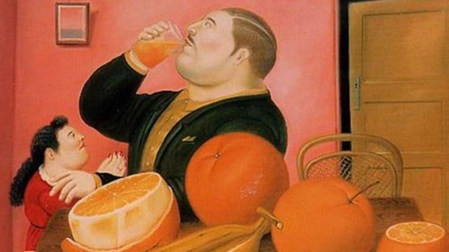 Cover Photo: FERNANDO BOTERO
