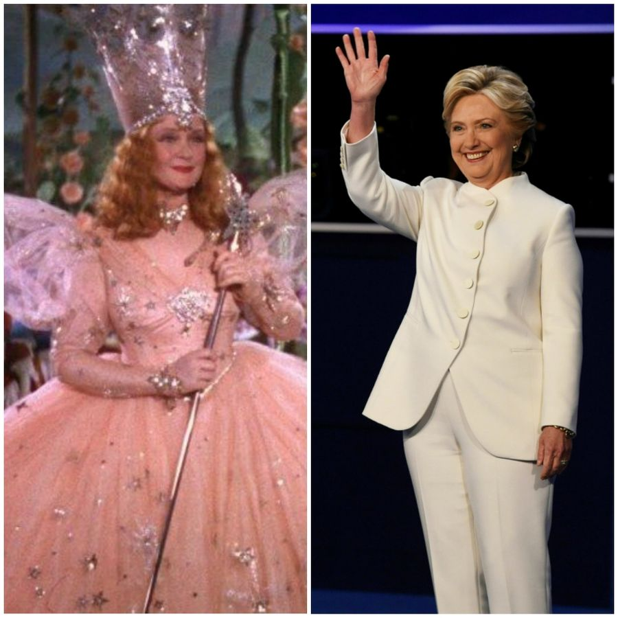 Cover Photo: still from THE WIZARD OF OZ/still from the final presidential debate