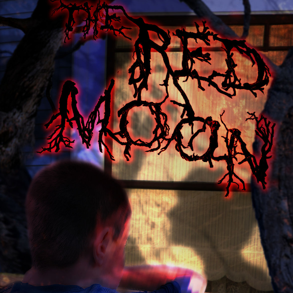 Cover Photo: The Red Moon by Mark A. Nobles