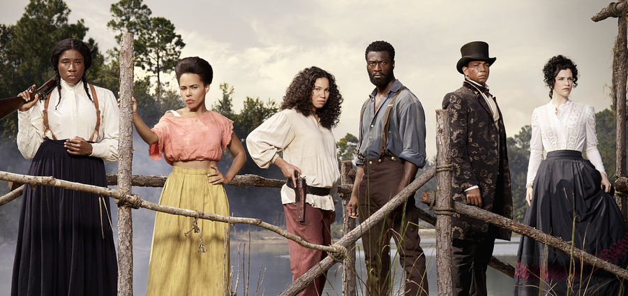 Cover Photo: Underground season 2 cast headliners